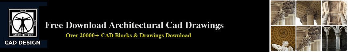【Free Download Architectural Cad Drawings】